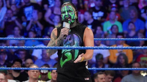 Jeff Hardy WrestleMania Role