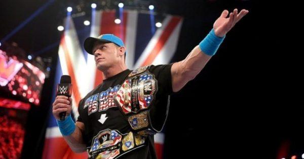 Cena's open challenge