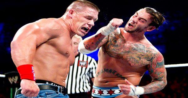 John Cena's WWE Career