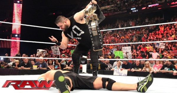 Kevin Owens Versus John Cena