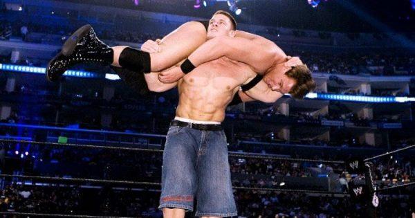 Cena Beats JBL At WrestleMania 21 - Ruthless aggression Cena