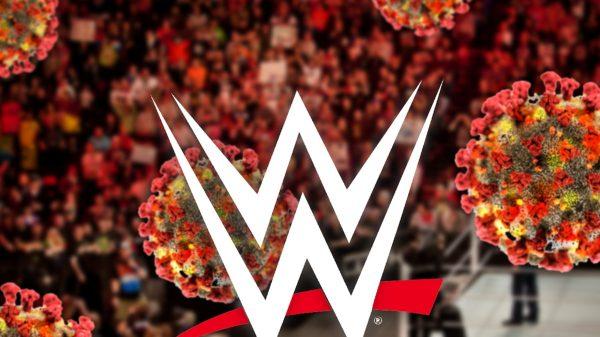 WWE Employee Positive COVID-19