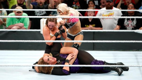 Superstars Mad At Ronda Rousey