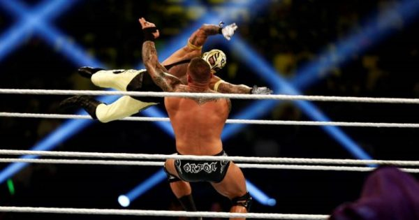 WWE essential during coronavirus infection