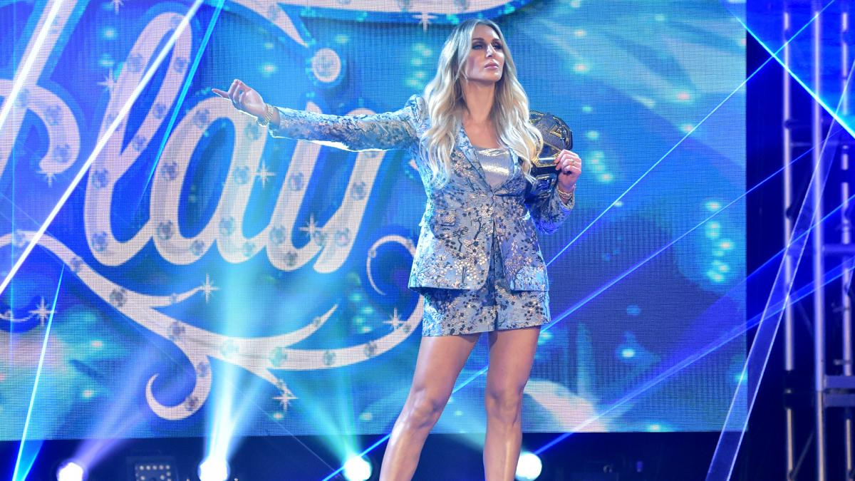 Charlotte Flair Good For NXT