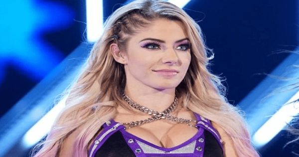 Alexa Bliss responds to Ronda Rousey's comments