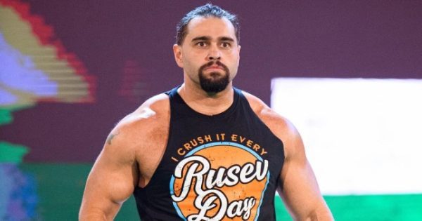 Rusev was one of the names mentioned during the mass firings