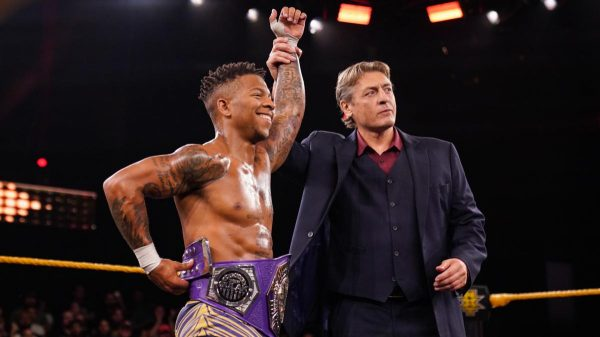 Lio Rush was released during the mass firings