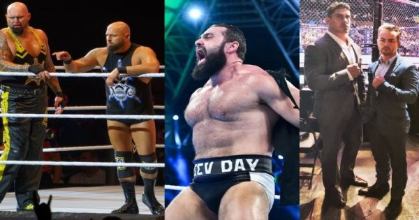 WWE criticised for releases on Black Wednesday