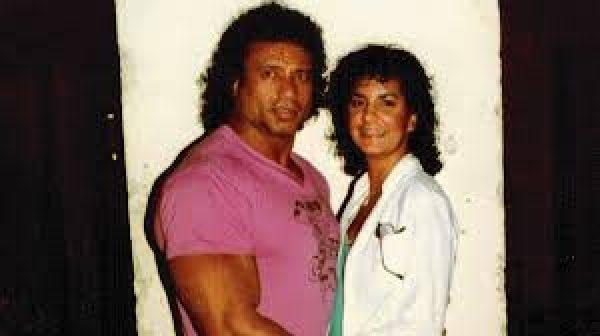Jimmy Snuka and Nancy Argentino