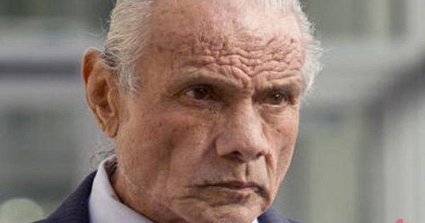 Jimmy Snuka during his trial in 2017