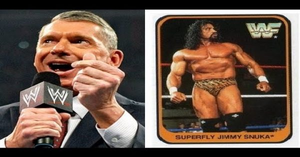 Was Jimmy Snuka helped by Vince McMahon?