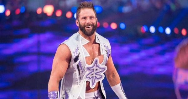 Zack Ryder released new tees after being fired.