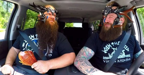 Carpool Karaoke segment kills Viking Raiders' gimmick