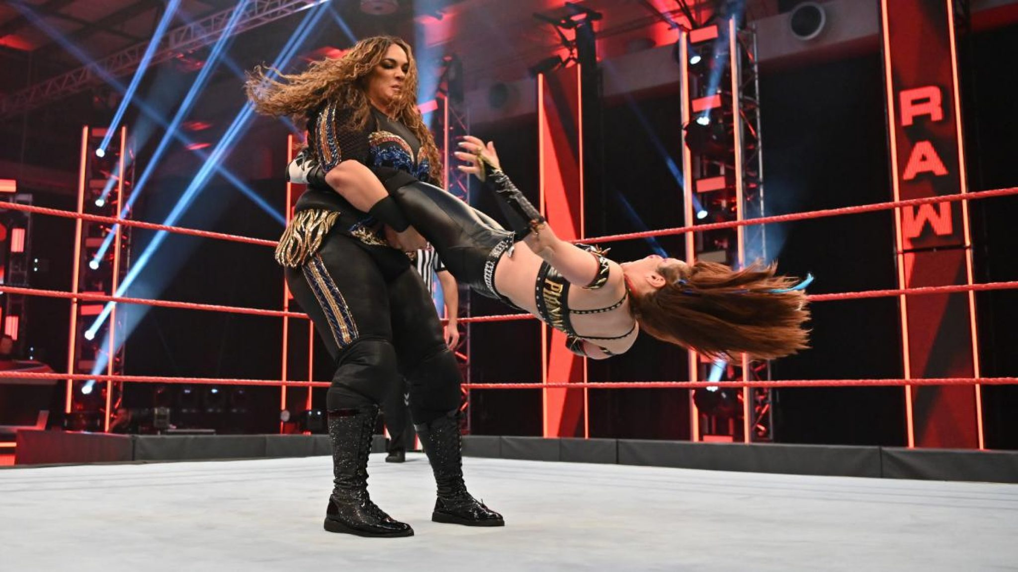 Nia Jax Says She Complained To WWE Officials About A