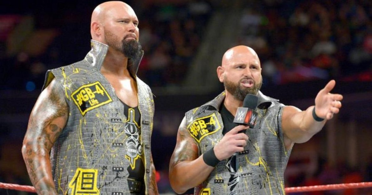 Luke Gallows Karl Anderson