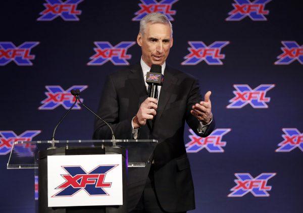 Vince McMahon Sued XFL