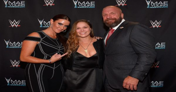 Triple H fuels speculation about Ronda Rousey's return?