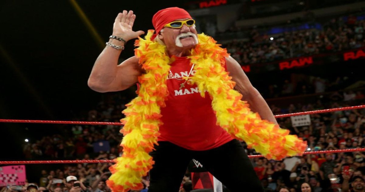 Hulk Hogan WrestleMania Match