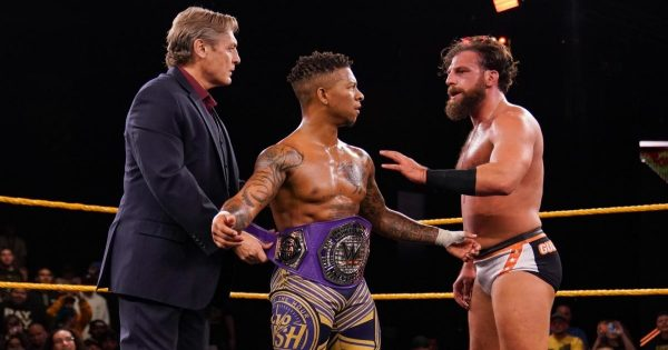 Lio Rush may never wrestle again