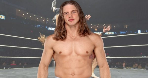 Matt Riddle denies and confirms backstage heat at the same time