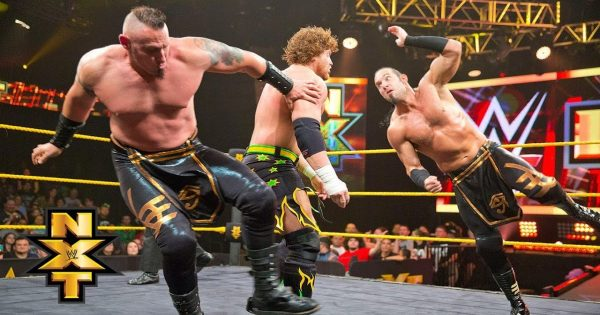 The Ascension was once a great NXT tag team