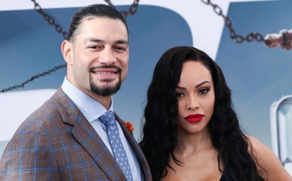 Roman Reigns and his wife have newborn twins