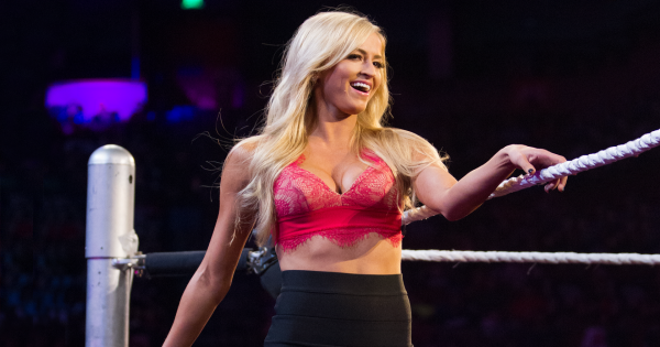 Summer Rae is one of the forgotten main roster stars