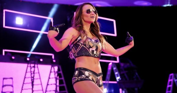 Emma suffered from bad bookings and WWE's indecisiveness