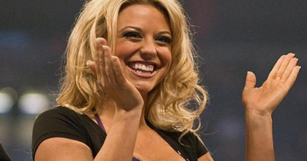 Taryn Derrell has a forgotten WWE run