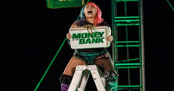 Asuka was a sacrificial lamb