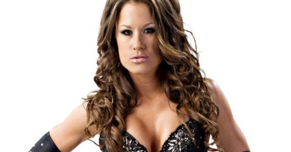 Brooke Adams was lost in the WWE