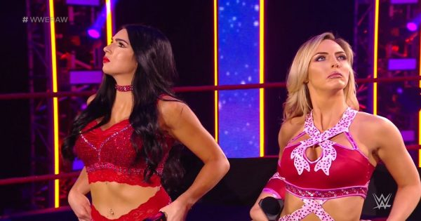 The IIconics return from SmackDown