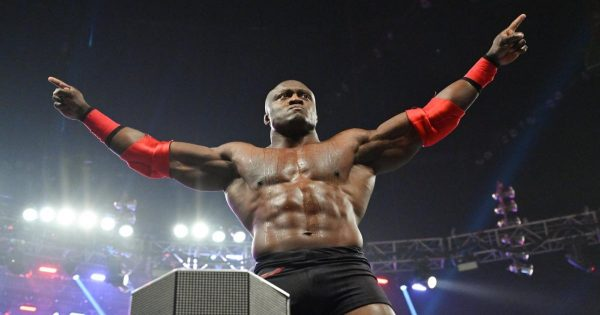 Is bobby lashley the next challenger for the WWE championship?