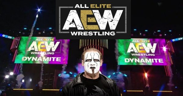Rumos indicating Sting will make the switch to AEW