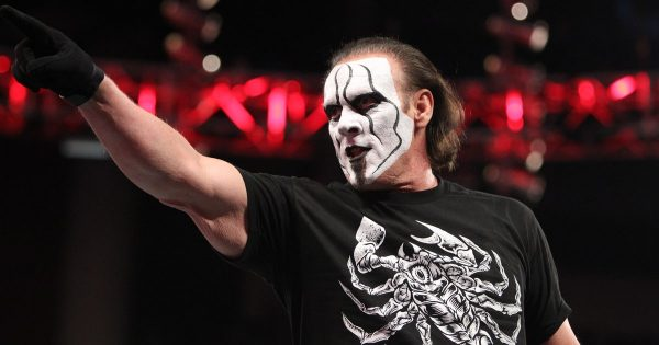 The myth of wrestling icon sting continues