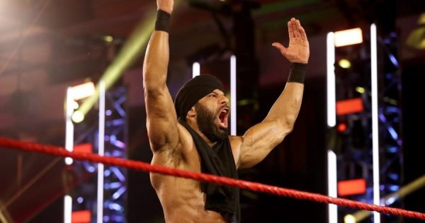 Jinder Mahal recently returned from injury