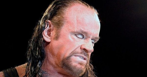 The Undertaker is most definitely an iconic character