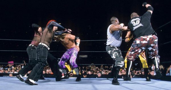 Wrestlemania 17 was one of the best wrestlemanias in history