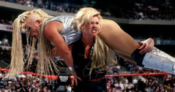 Sable showed what female wrestlers could do