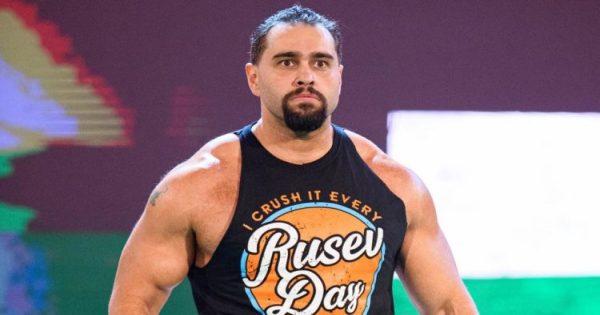 Rusev left WWE after coronavirus cutbacks