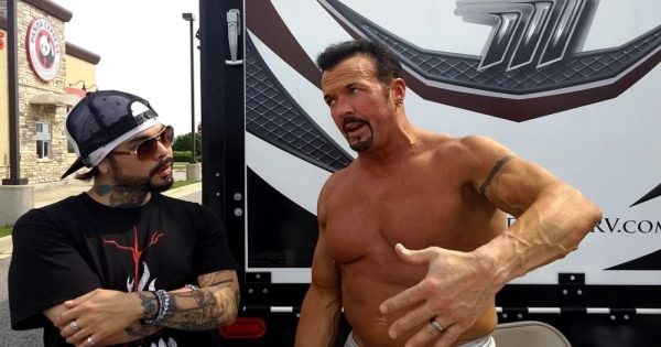 Buff Bagwell has fans seriously worried.
