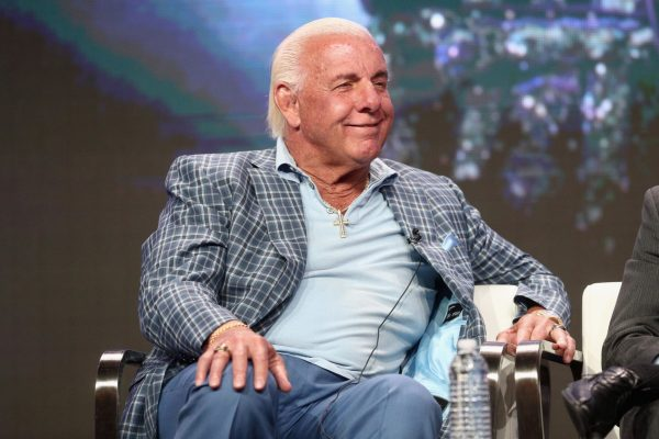 Ric Flair's last significant appearance was last year