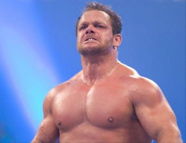 Chris Benoit was banned from 2K games for obvious reasons