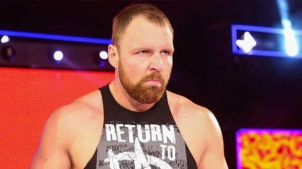 Dean Ambrose no longer appears in wrestling game