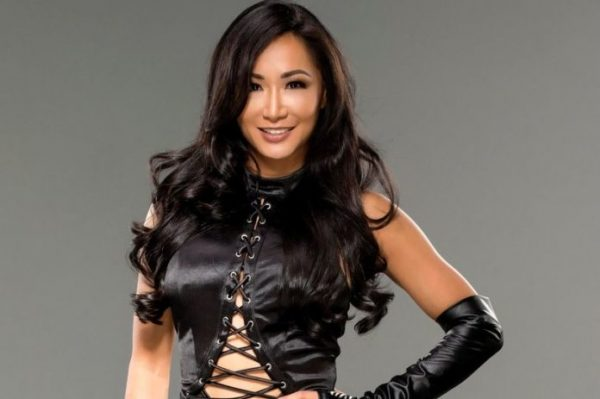 Gail Kim is banned from WWE's wrestling games