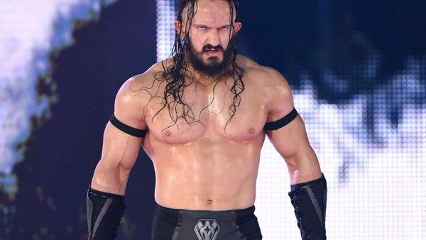 Neville was mistreated heavily in the WWE