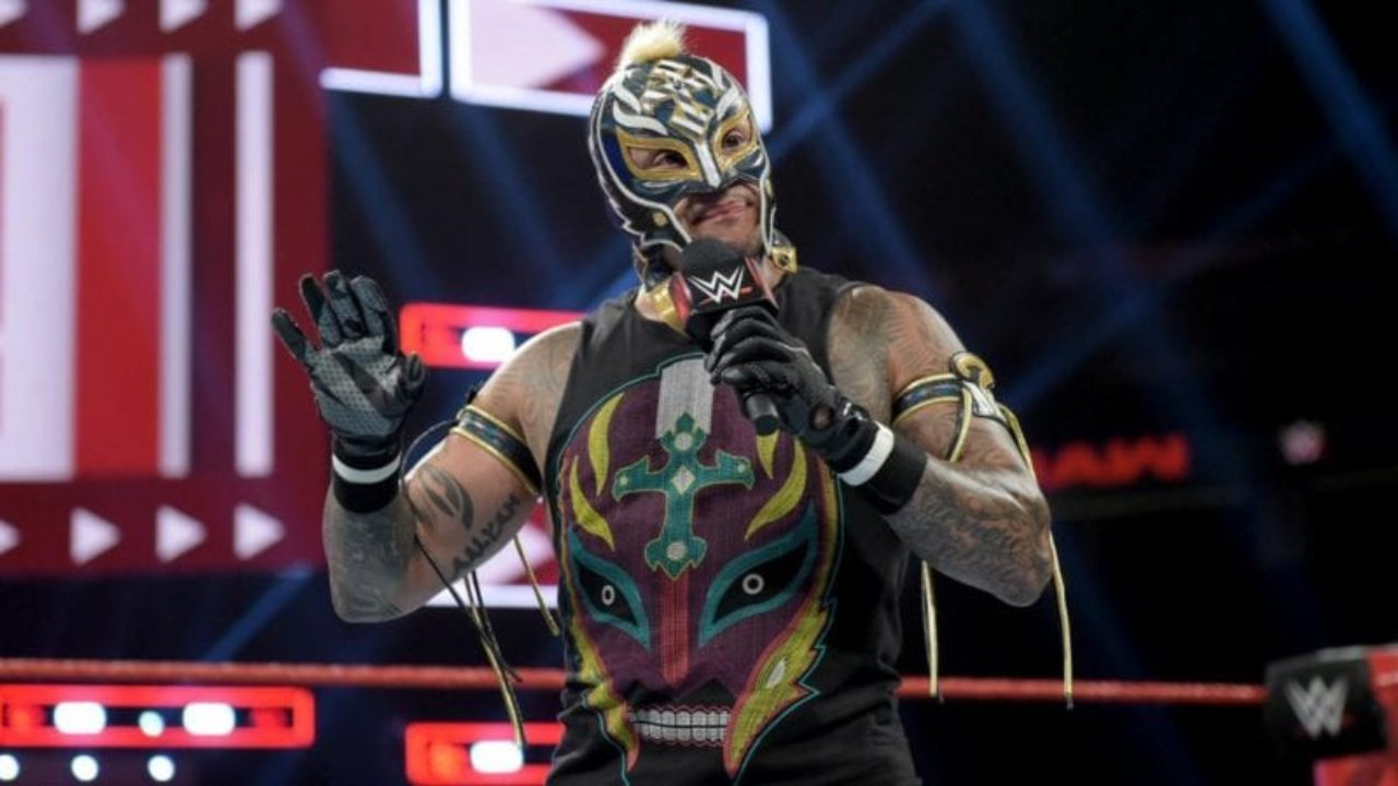 Rey Mysterio Doesn't Lose