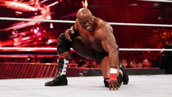 Lashley could be a new addition to Seth's faction