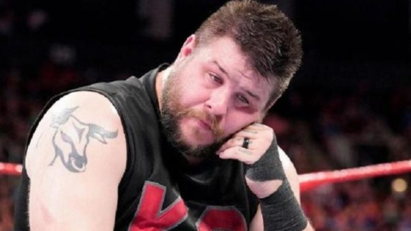 Kevin Owens may come back as a member of Seth's faction